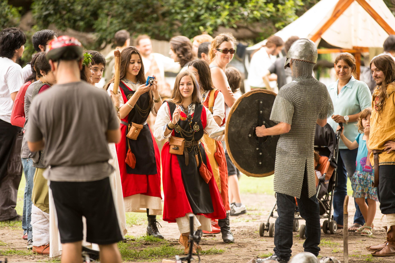 11-Aldea Medieval-Shakespeare2014