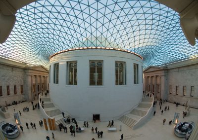 British Museums on tour